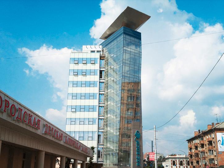 <strong>Частная клиника «Бионика»</strong><br> г. Красноярск