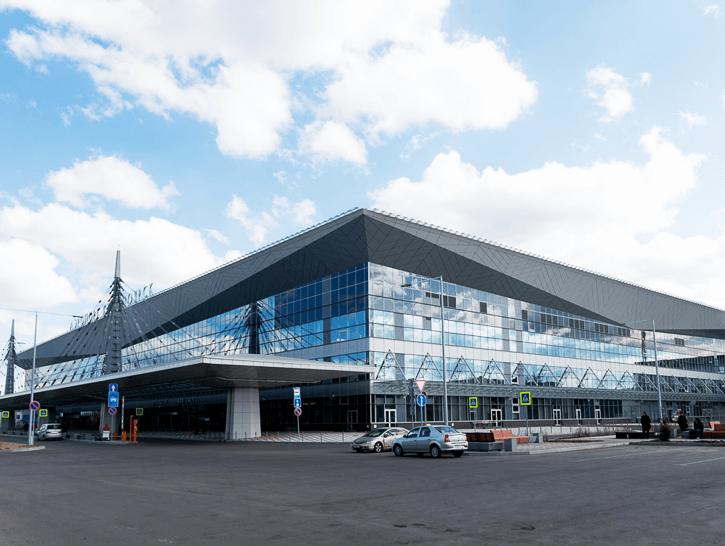 <strong> Аэропорт «Емельяново»</strong><br> г. Красноярск