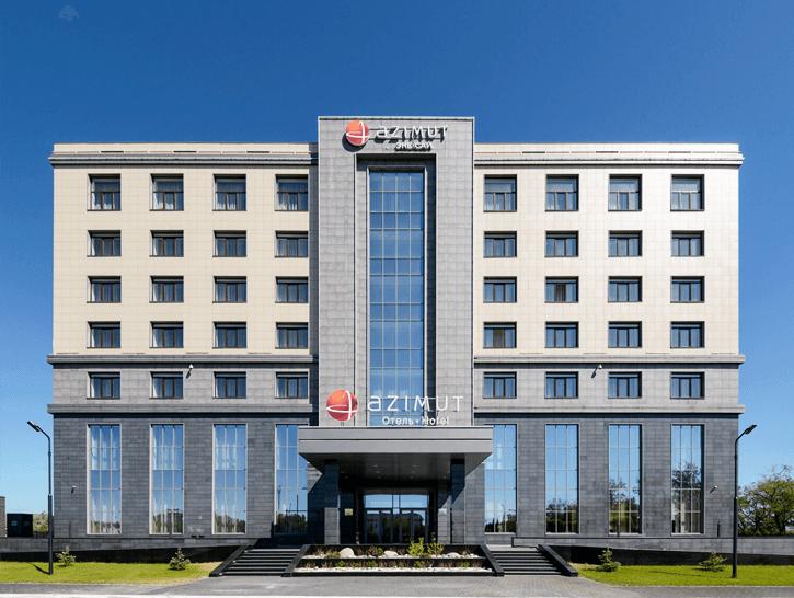 <strong> Отель «Азимут»</strong><br> г. Кызыл