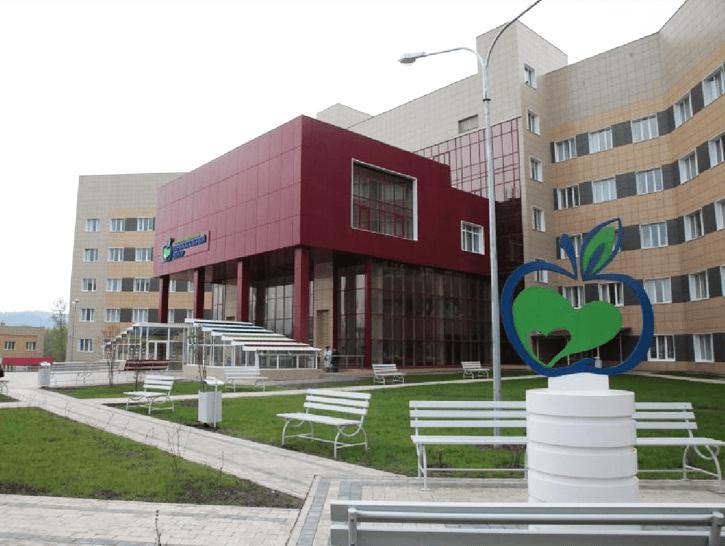 <strong> Перинатальный центр</strong><br> г. Красноярск